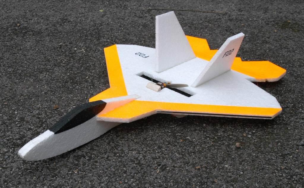Делаем самолетики из потолочки для воздушного боя (1) бесплатно!