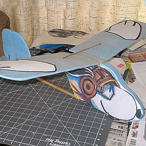 Blu Beagle — RC Plans