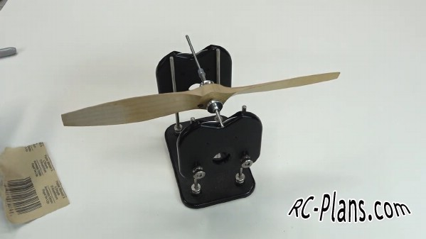 how to balance propeller
