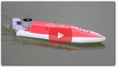 How to make RC Boat | DIY RC Boat