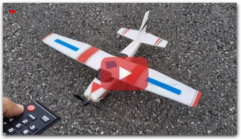 How to build a RC Airplane at home