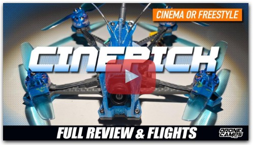Cinema or Freestyle! - iFlight Cinepick 120 HD