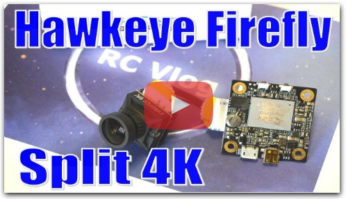 Hawkeye Firefly Split 4K. Ultra HD