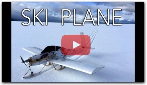 RC Ski Plane | Awesome Fun
