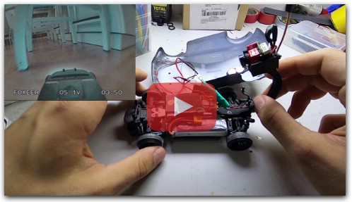 WLtoys K989 fpv mount review and tutorial