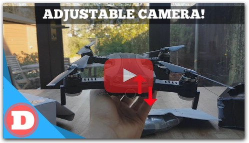 JDRC JD-65G XBM-65 Unboxing & Review - Awesome Drone!