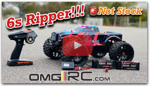 Warning Not Stock RC EAT02 EACHINE 1/8th Scale OMGRC