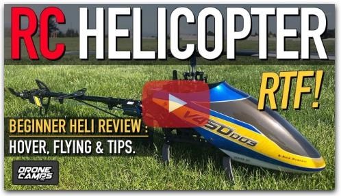 RC HELICOPTER for BEGINNER