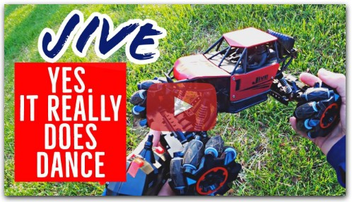 Jive Dancing RC Car Review - It really does dance!