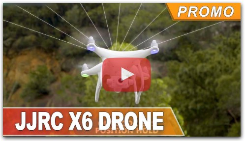 JJRC X6 Aircus Drone Review
