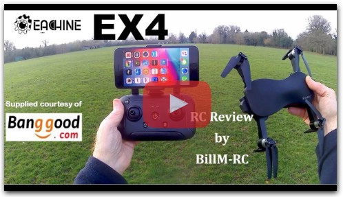 Eachine EX4 review