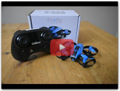 Udi RC Firefly U46...Unboxing, Review, and Giveaway Details