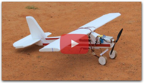 How To Make a Airplane - RC Airplane