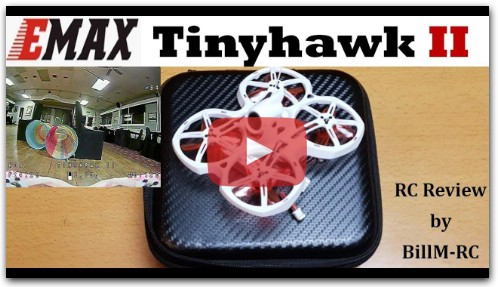 Emax Tinyhawk II review - Great Improvements