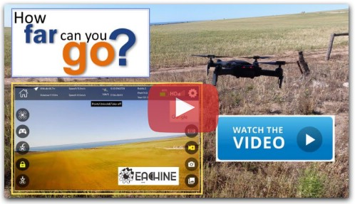 Eachine E511S GPS Drone - MAVIC AIR 2?