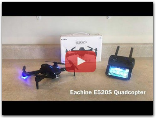 Eachine E520S Drone Review