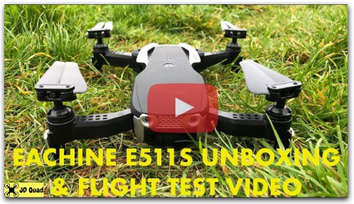 Is the Eachine E511S GPS Quadcopter Any Good Video