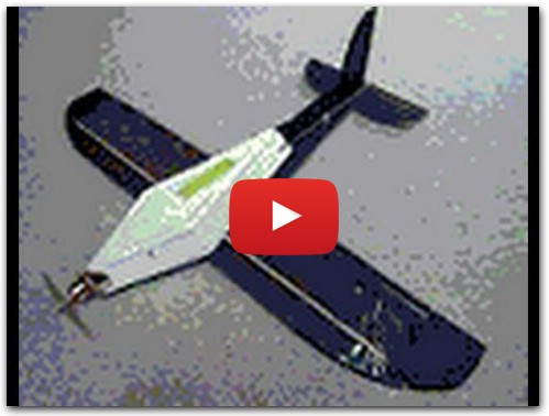 Pylon Racer $10 airframe super easy build