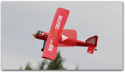 How to make a Airplane - RC Plane