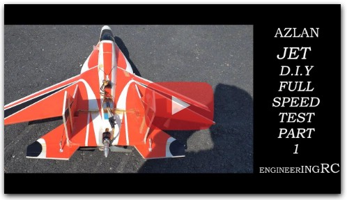 HOW TO MAKE RC PLANE JET MIG FLYING