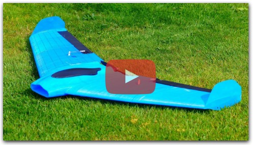 3D Printed RC Airplane - CRASH!!!