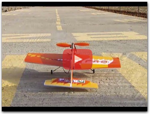 How to make a styrofoam RC controlled model plane! Verma Brothers, FAQ Pogo