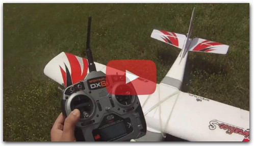 Learning to Fly a RC Airplane - A Beginners Perspective