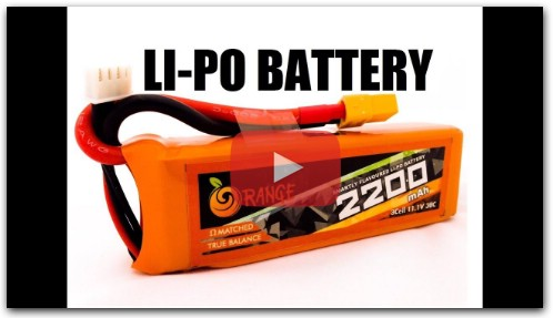 How To Make Rc Plane (HINDI) Lipo Battery