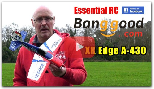 XK A430 Edge AEROBATIC *CHEAP and EASY TO FLY* MICRO RC Airplane: ESSENTIAL RC FLIGHT TEST