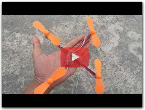 WOW! Make a New Model Quad-copter - Drone 2018