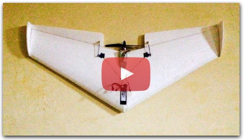 How to Make Own Flying Wing at Home