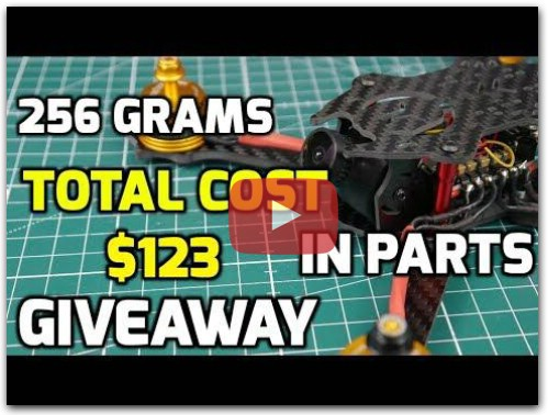 How to Build a budget FPV Drone Racing Quadcopter + Giveaway // Racerstar StarF3S, XT210