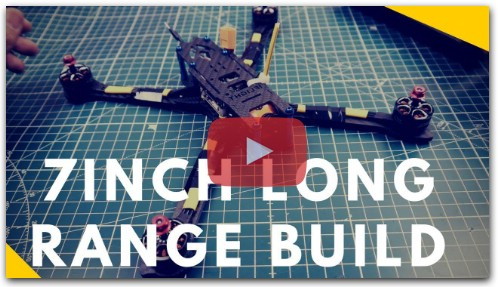How to Build A Long Range FPV Quadcopter