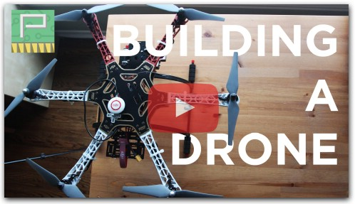 Building a Drone & Timelapse! (DJI F550 Hexacopter Kit)