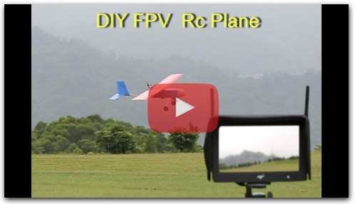 How to make a rc plane - RC Airplane Drone - DIY (Part 2-1)