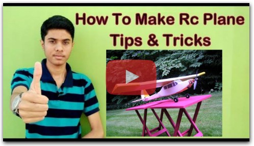 How To Build Rc Plane