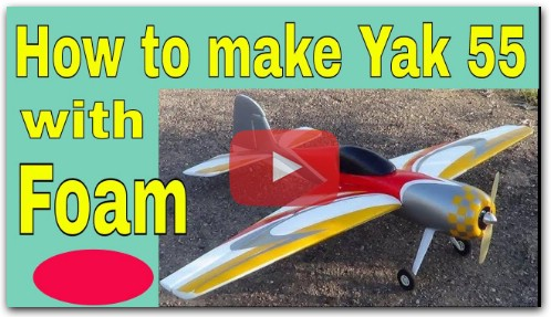 How I Cut Foam Wing Cores for RC Airplanes diy — RC Plans