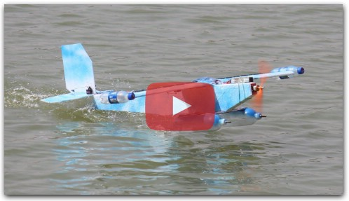 How to make a  Seaplane