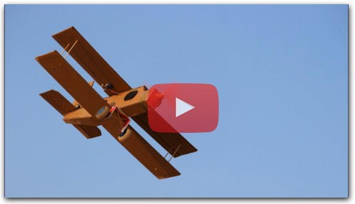 How to make a cardboard airplane - Aeroplane