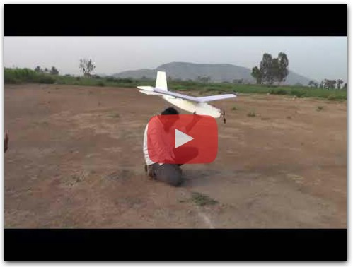 RC plane made in india