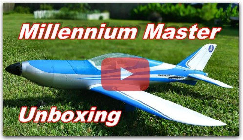 Tower Hobbies Millennium Master Unboxing & Build