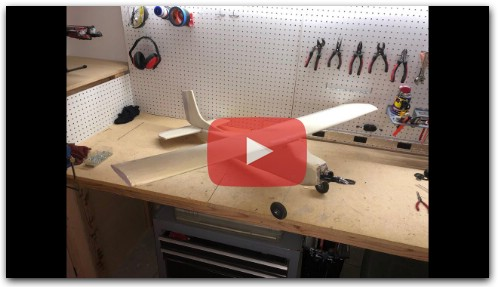 How to build foam RC plane cheap