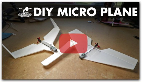 $40 DIY Power Up RC Airplanes?