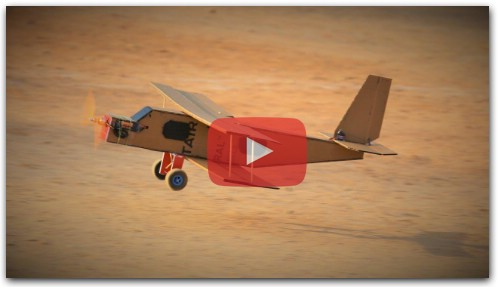 How To Make a Aeroplane - Cardboard DIY Airplane
