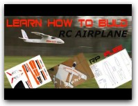 How to build an RC micro airplane (tutorial) RP flee build video