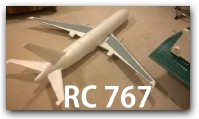 RC Boeing 767-200 Depron EDF Airliner Build Part Two