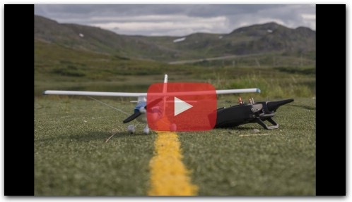 3D Printed Rc Plane and fun at the airfield