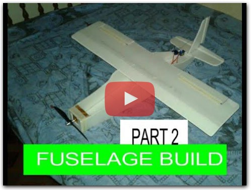 HOW TO MAKE AN RC PLANE CESSNA