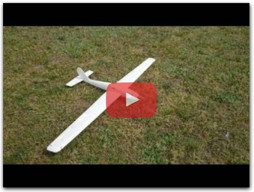 Make Rc plane 1st flying test