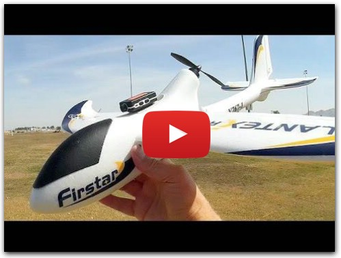 Dromida Twin Explorer Durable Beginner RC Plane Review and Flight - TheRcSaylors